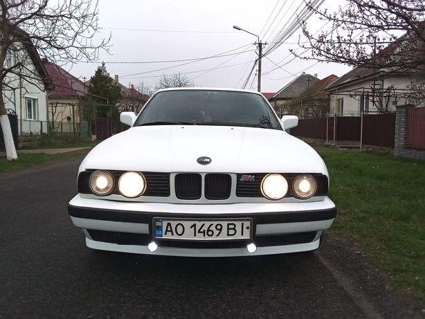 Бмв е34 5 серія хороше авто