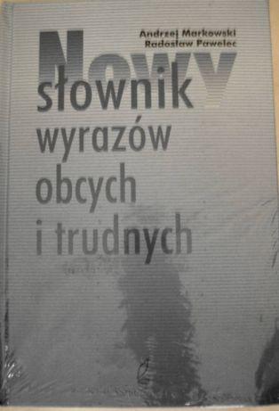 Słownik wyrazów obcych i trudnych -Wyd Wilga