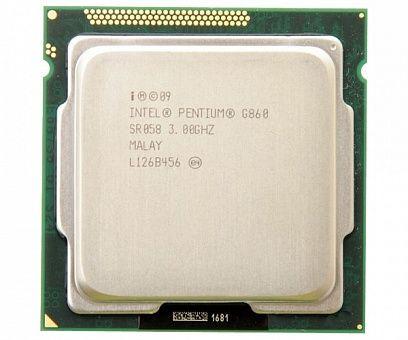 бу процессор Intel Pentium DC G620 2.6GHz, 3072Kb, 5GTs, s1155 tray