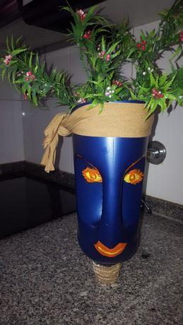 Jarra/Vaso decorativo original e criativo para decoração