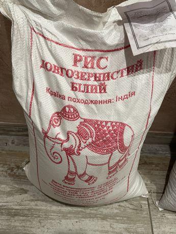Рис длинозернистый
