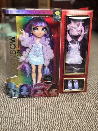 Rainbow high Willow violet mga (lol)
