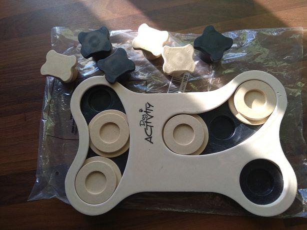 Zabawka edukacyjna dla psa Dog Activity Game Bone