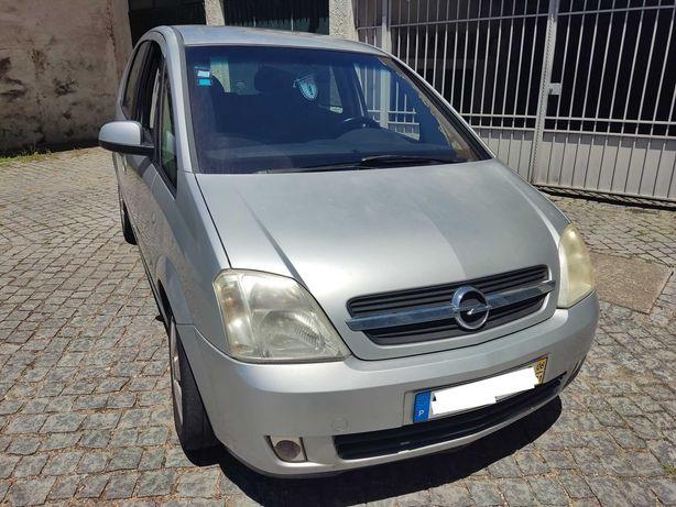 Opel Meriva 1.3 cdti 2006 ou troco por carro de 7 lugares