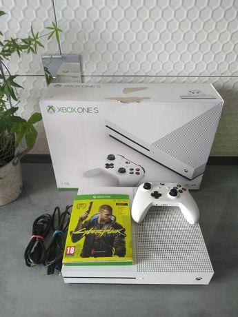 Xbox one S 1tb 4k Zestaw Jak na zdjęciu Jak Nowy