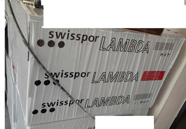 Styropian Swisspor grafitowy 20 cm na elewację