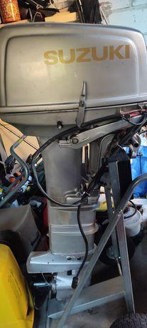 Silnik zaburtowy do łódki Suzuki DT 30 KM XL