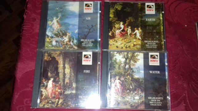 Varios compositores musica classica-Bach/ Mahler/Stauss1EoutrosDesde1E
