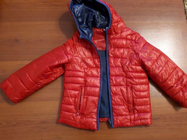 Lekka kurtka dla chłopca r.116 Coccodrillo