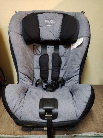 Детское автомобильное кресло автокресло Axkid Isofix Швеция 9-25 кг