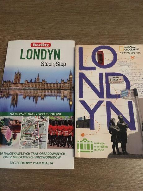 Przewodnik Londyn Step by step National Geographic wakacje