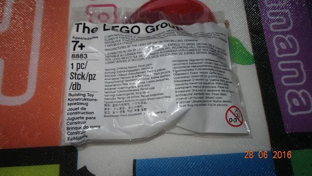 LEGO TECHNIC 8883 - M motor Power Functions - Nowy
