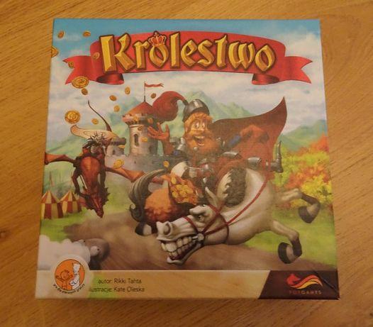 """""""Królestwo"""" gra planszowa Foxgames"""