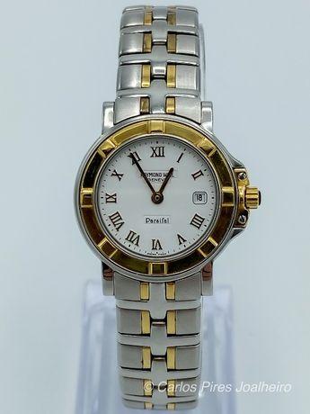 Relógio Raymond Weil Parsifal Aço e Ouro