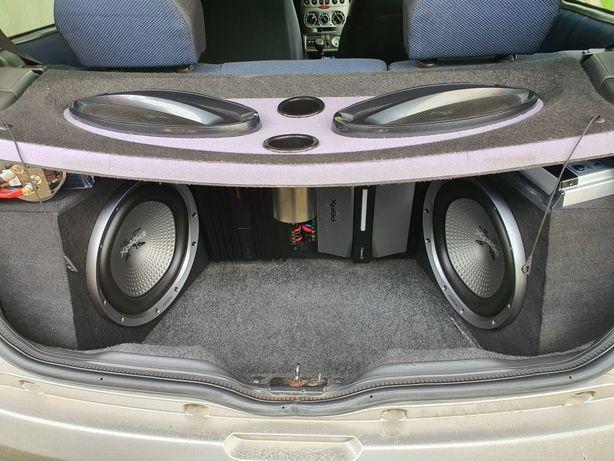 Sistema de som completo