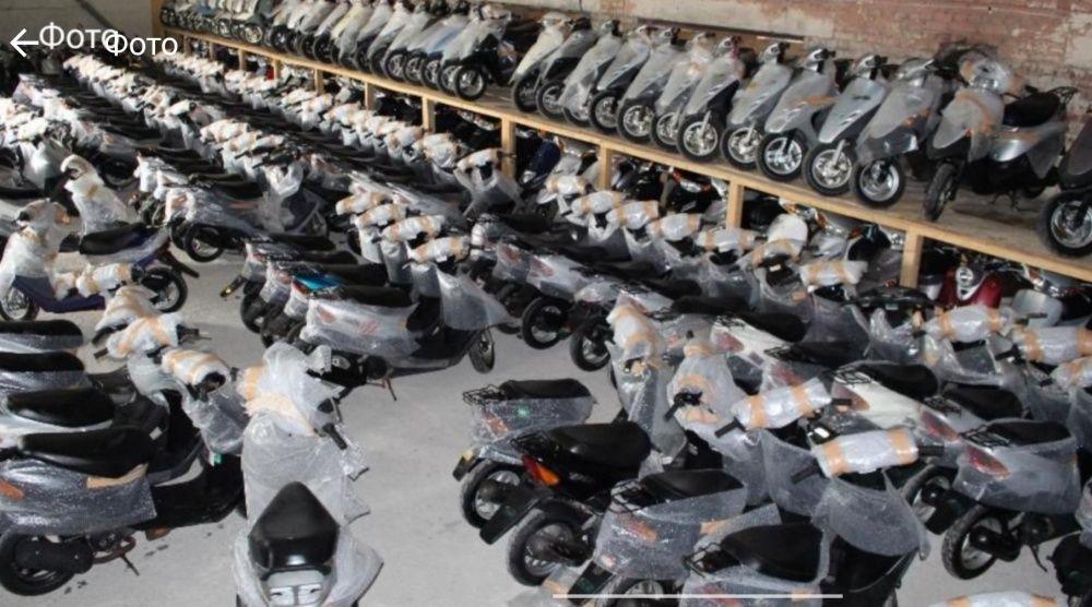 Скутер Мопед Honda та інші СКЛАД MotoZet Львов - изображение 1