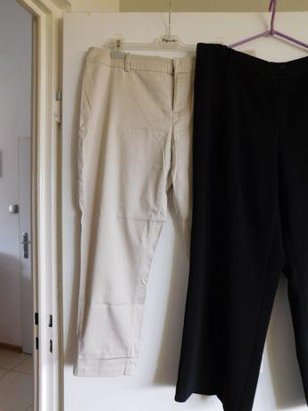 Oddam za darmo 2 pary damskich spodni, jasne i czarne, rozmiar M, L