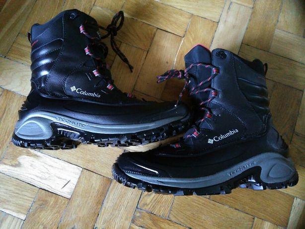 Мужские зимние ботинки 43 р. 28 см. Columbia bugaboot III USA original
