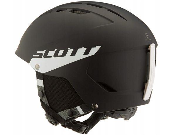 Nowy kask narciarski snowboardowy dziecięcy Scott roz S 49-53