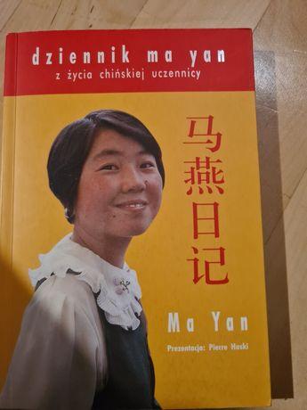 Dziennik Ma Yan z Życia chińskiej uczennicy