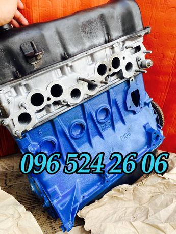 Мотор Двигатель ДВС ВАЗ 2106/21011/2101/2103/2121/2107