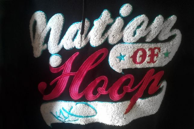 bluza K1X Nation Of Hoop roz.M