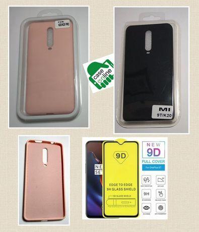 Capa Soft Touch P/ Xiaomi K20 / K20 Pró / Mi 9T / Mi 9T Pró -Nova-24h