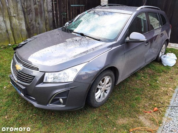 Chevrolet Cruze Chevrolet Cruze 2013 2.0 163 KM Polski salon