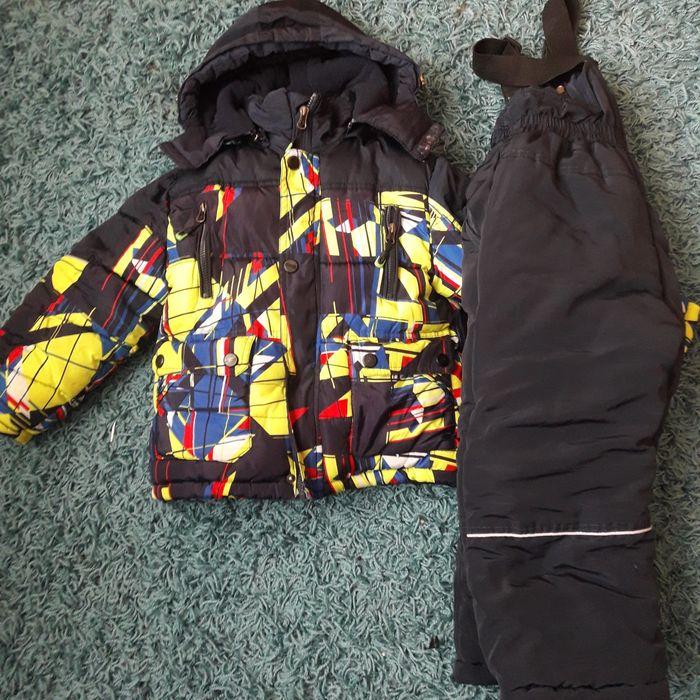 Зимовий костюм комбінезон Люблинец - изображение 1