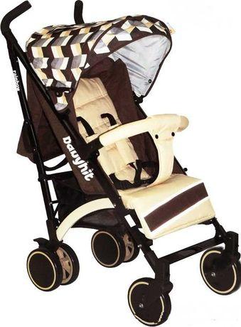 Детская прогулочная коляска BabyHit Rainbow D200