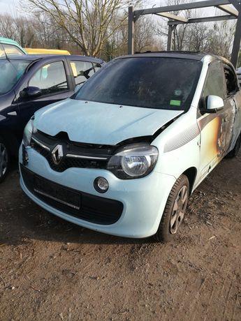 Renault twingo III 1.0 h4da 400 r2015 na części Smart