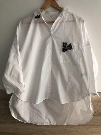 Koszula oversize