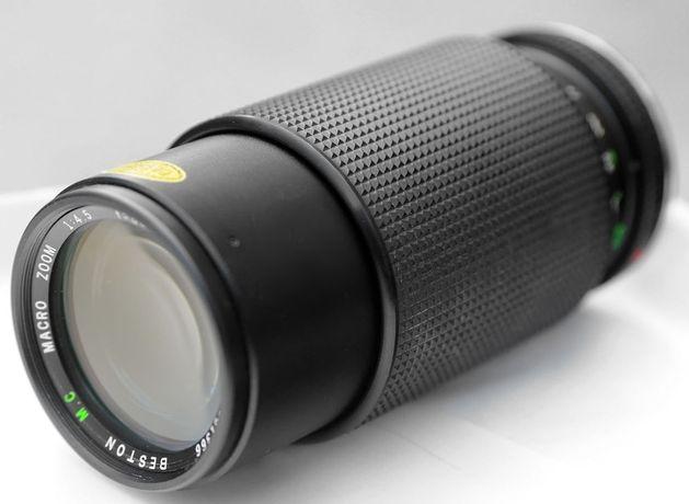 Beston 80-205mm f4.5 (Pentax)