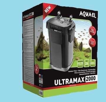 Filtr zewnętrzny Aquael Ultramax 2000