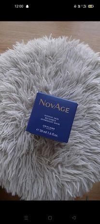 Intensywnie regenerująca maseczka na noc NovAge Intense Skin Recharge