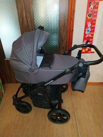 Детская коляска Baby Design Lupo Komfort (цвет Графит)