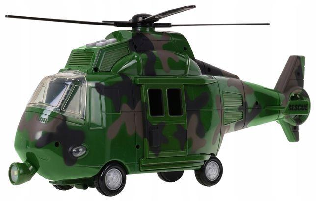 Wojskowy Helikopter Śmigłowiec Dźwięki Światła 5966