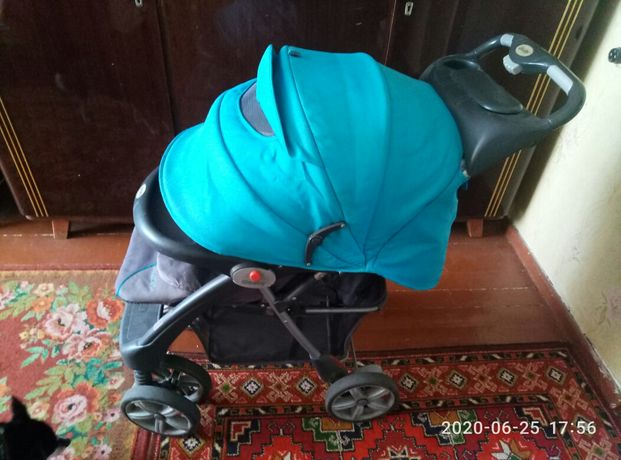 Продам летнюю коляску джеоби