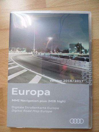 DVD / CD AUDI - Atualização GPS / Navegação