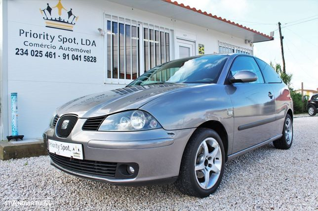 Seat Ibiza 1.4 TDi Passion