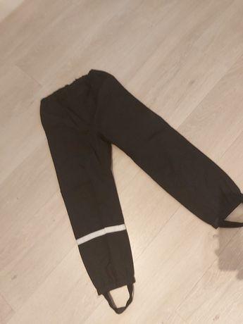 Ocieplane spodnie hm h&m rozmiar 7-8 lat. 128cm