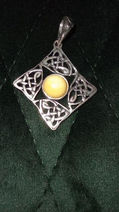Zawieszka celtycka, wisiorek Glinno - image 1