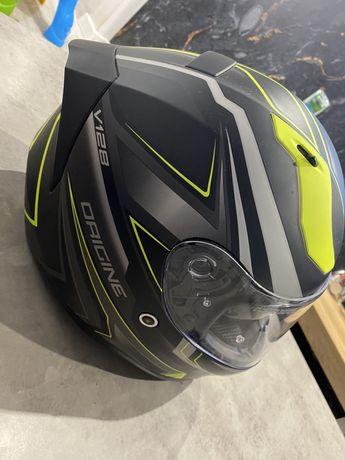 Kask motocykowy