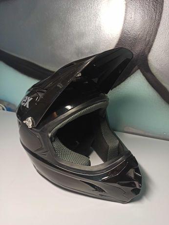 Kask rowerowy Uvex Hlmt 10 bike (Fox, oneal) Rozmiar S