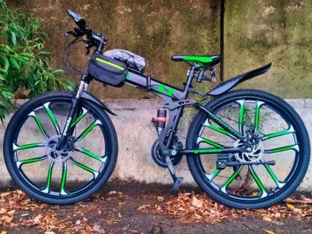 Новый велосипед взрослый Hamer Altus 24