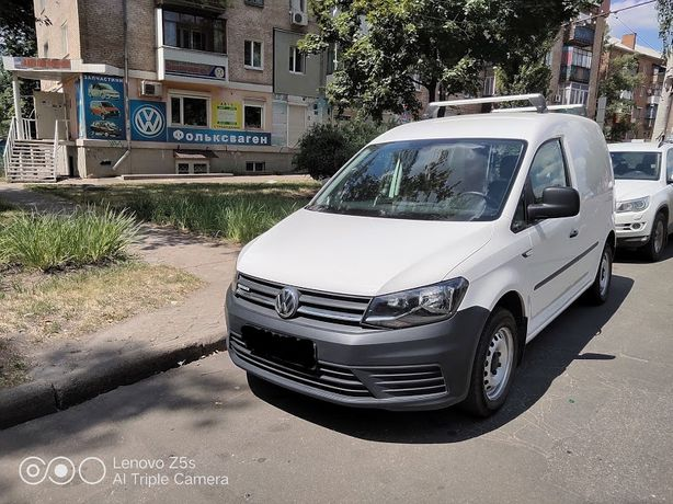 Volkswagen Caddy груз. ГАЗ 1.4 TGI BLUEMOTION 2016