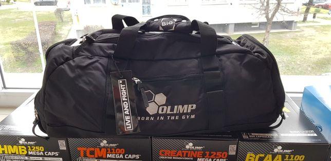 Torba na siłownie universal medium duffel bag black