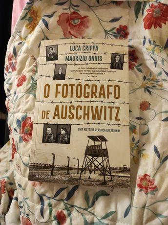 O Fotógrafo de Auschwitz deLuca CrippaeMaurizio Onnis