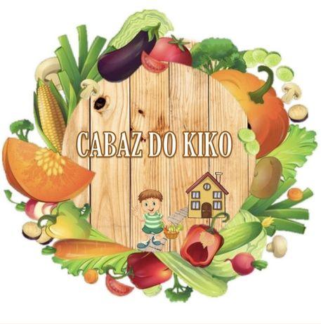 Cabazes de frutas e legumes desde 15 euros, entregas aos sábados