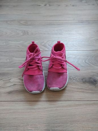 Buty sportowe adidasy dla dziewczynki 28 Young Dimension różowe
